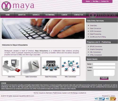 Maya-Info-Portfolio