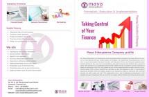 Maya Infosystems Broucher