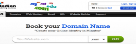 Register your Domain Name in Minutes