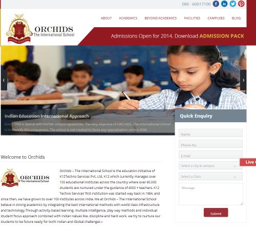 Orchidsinternationalschools
